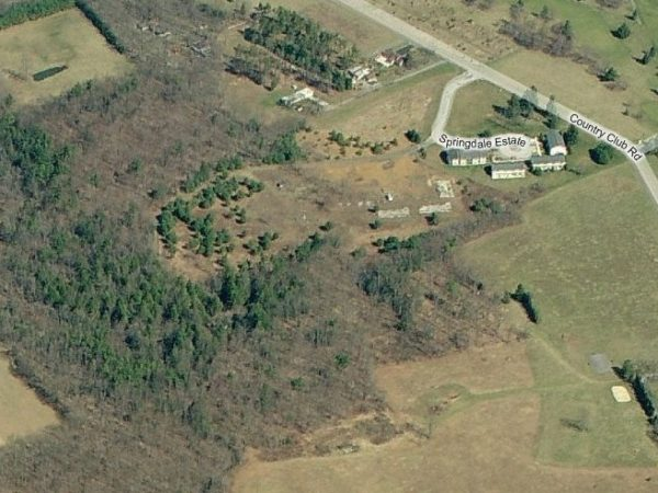 Springdale Estates Wastewater Treatment Plan
