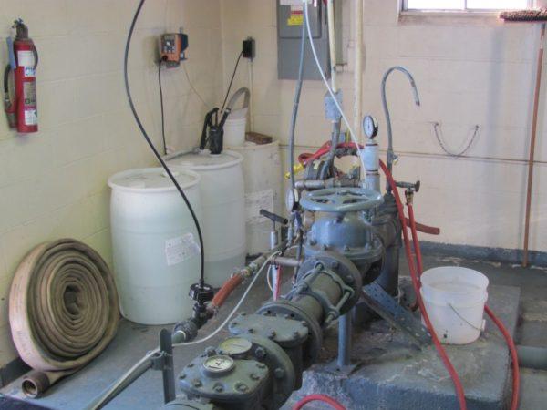 Palmerton Municipal Authority 4-Log Treatment Upgrades