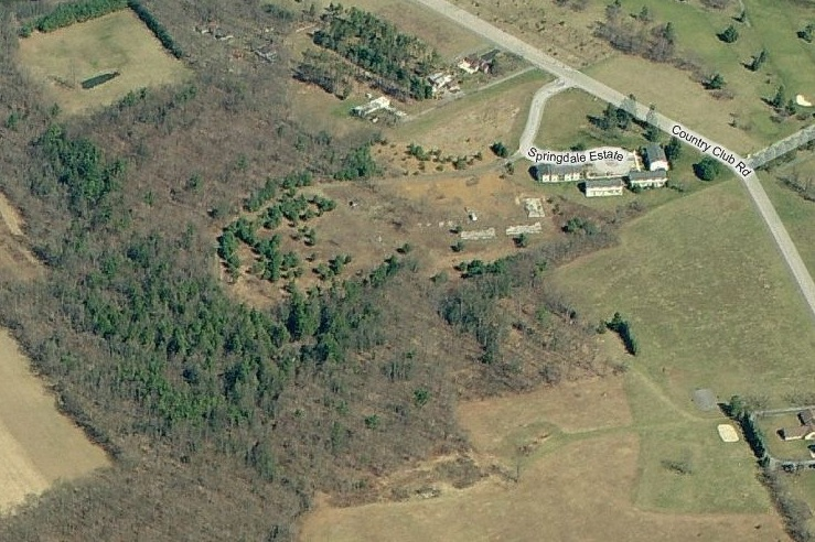 Springdale Estates Wastewater Treatment Plant