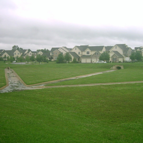 Penns Meadow Basin Conversion