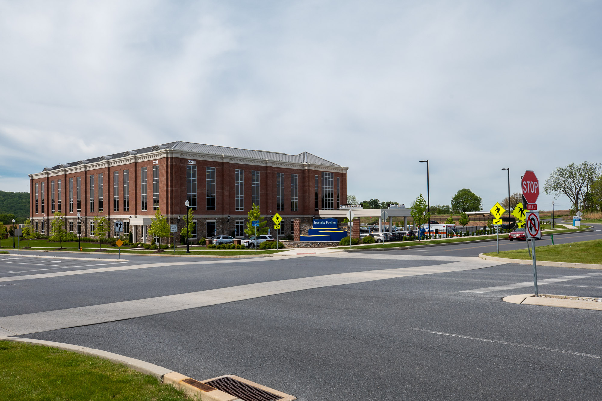 St. Luke's University Health Network Anderson Campus - Specialty Pavilion