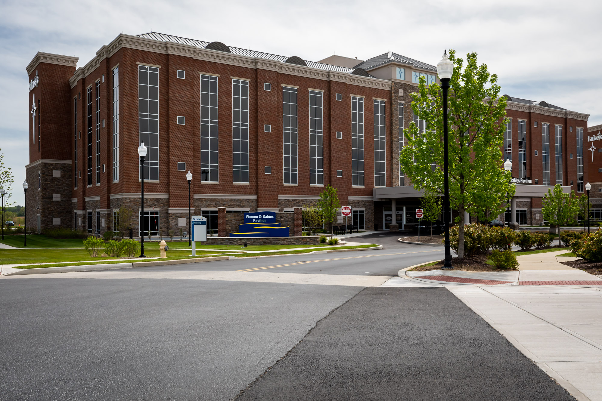 St. Luke's University Health Network - Women's and Babies Hospital Expansion