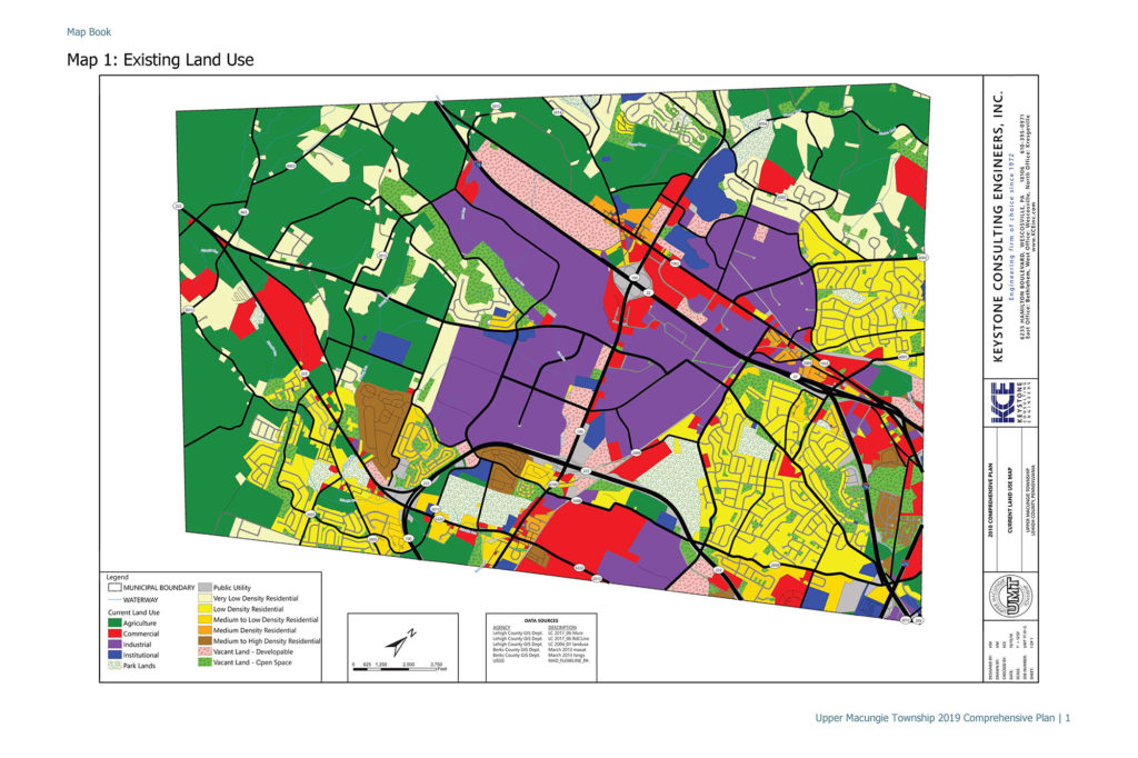 Geographic Information System (GIS)