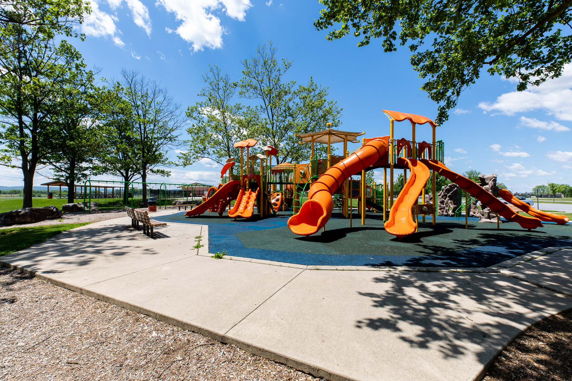 grange road park playground 2