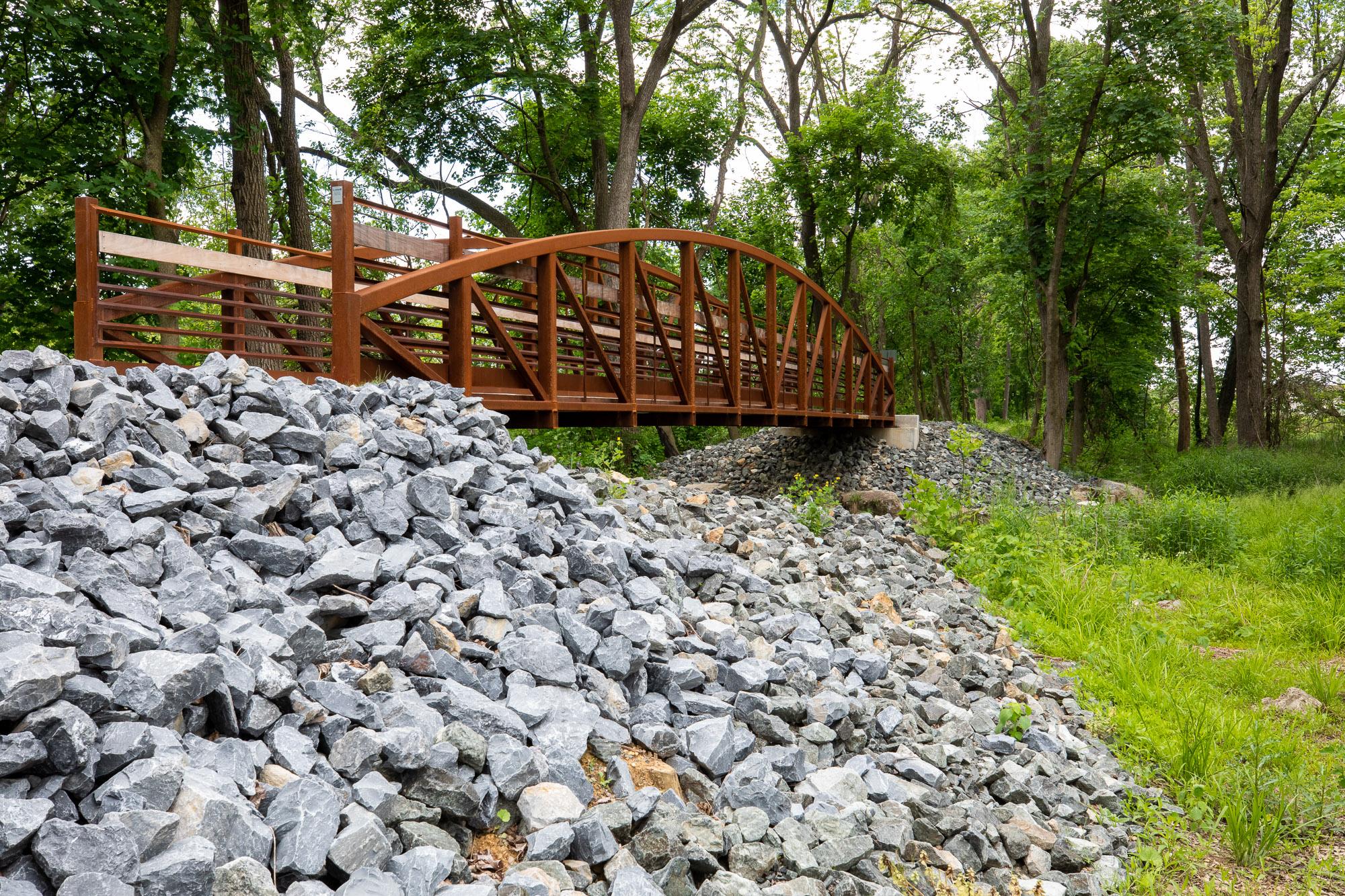 Breinigsville Park Pedestrian Bridge