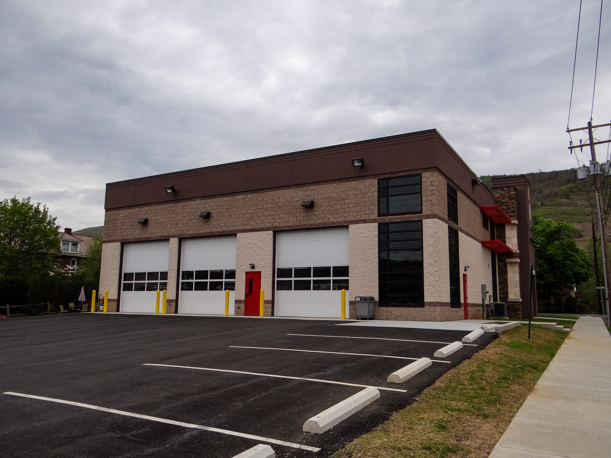 Borough of Palmerton Fire Station